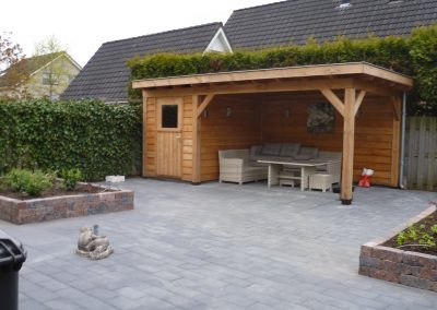 Aanleg tuin & renovatie